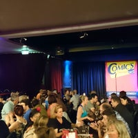 Photo taken at The Comic's Lounge by Carlos Felipe R. on 12/15/2014