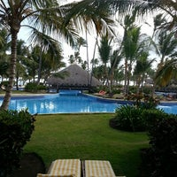 Photo taken at Dreams Punta Cana Resort and Spa by Marvin S. on 3/10/2013