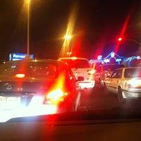 Photo taken at Prince Sultan & Al Batterjee Intersection by Mazen K. on 7/14/2013