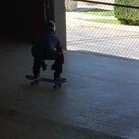 Photo taken at Skatelab Skatepark by DeLisa F. on 4/2/2015