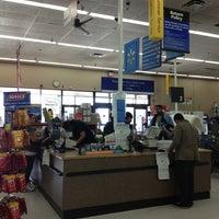 Photo taken at Walmart by Thomas A. on 12/31/2012