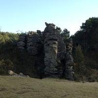 Photo taken at Valle de Piedras Encimadas by Small V. on 12/9/2012