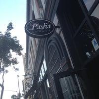 Photo taken at Pasha Lounge by Hani N. on 6/6/2013