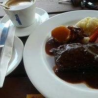 Photo taken at George & Dragon Café by Mohd Ghaus B. on 6/13/2013