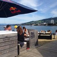 Photo taken at Tiki Bar by Carmelo I. on 8/17/2014