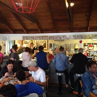 Photo taken at The Art Cliff Diner by Jelena P. on 8/3/2014