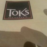 Photo taken at Toks by Cesar V. on 12/31/2013