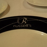 Photo taken at Russell's Steaks, Chops, & More by A K. on 7/13/2014