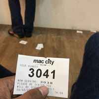 Photo taken at Mac City by Phais H. on 2/9/2017