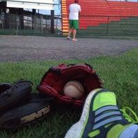 Photo taken at Estadio Kenny Serracín by Jonathan M. on 12/10/2014