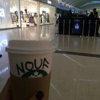Photo taken at Starbucks by Nouf Q. on 4/26/2014