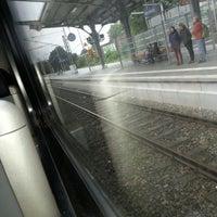 Photo taken at Bahnhof Rendsburg by Sam B. on 6/30/2013