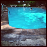 Photo taken at Poolside by Ashley O. on 6/29/2013