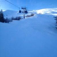Photo taken at Monte Gomito by Maurizio Mazzoni on 1/1/2014