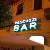 Photo taken at Pascuzzi Bar by Riccardo T. on 8/21/2013