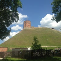 Photo taken at Gediminas' Tower of the Upper Castle by Andrew D. on 6/19/2013