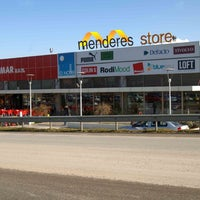 Photo taken at Menderes Store by Fatih Ç. on 6/6/2013