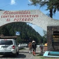 Photo taken at Valle del Potrero by Pedro C. on 10/28/2012