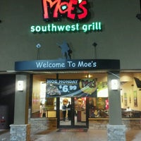 Photo taken at Moe's Southwest Grill by Dawn O. on 12/12/2012