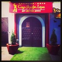 Photo taken at Casa Agustin Lopez by Мария Л. on 6/19/2013