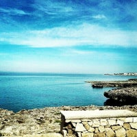 Photo taken at Torre Suda by Giuseppe D. on 5/7/2014