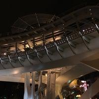 Photo taken at 前鎮之星自行車橋 by Yung-Yu C. on 7/13/2017