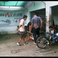Photo taken at WBM (Wahana Baru Motor) by FΛUZY on 6/13/2013