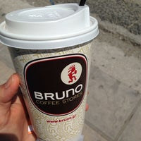 Photo taken at Bruno Coffee Stores by Nadia T. on 7/18/2014