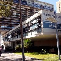 Photo taken at Prefeitura Municipal de Marília by Cid P. on 7/29/2013