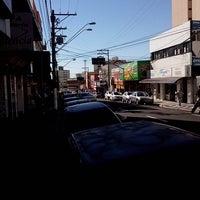 Photo taken at Avenida 9 De Julho by Cid P. on 7/29/2013