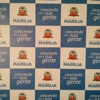 Photo taken at Prefeitura Municipal de Marília by Cid P. on 6/22/2015