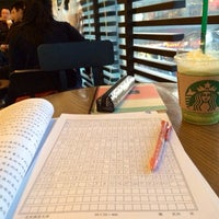 Photo taken at Starbucks (星巴克) by Darya V. on 3/22/2014