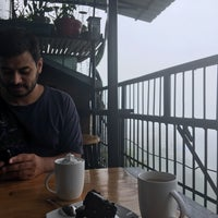 Photo taken at little llama cafe by Shashank M. on 8/6/2017