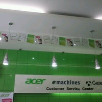 Photo taken at Acer Customer Service Center (ACSC) by William F. on 1/28/2013