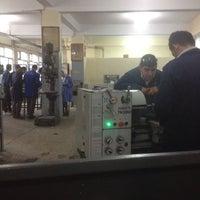Photo taken at Endustrı Meslek Lısesı by Emrecan K. on 12/29/2014