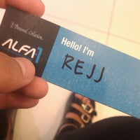 Photo taken at Blue Water Day Spa by Rejj S. on 2/10/2015