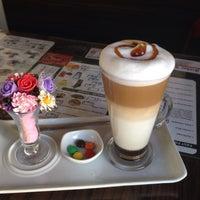 Photo taken at M&M Cafe by Özgür B. on 10/8/2013