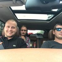 Photo taken at Ulbrokas laipa by Ģirts J. on 9/8/2017