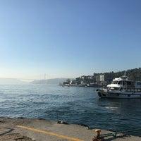 Photo taken at İstinye İskelesi by Aziz Y. on 11/2/2017