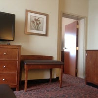 Photo taken at Hampton Inn Philadelphia Center City-Convention Center by Joe L. on 6/17/2013