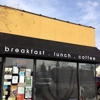Photo taken at Eggs In the City by Jonny E. on 2/17/2013