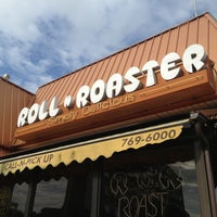 Photo taken at Roll N Roaster by Diana F. on 6/23/2013