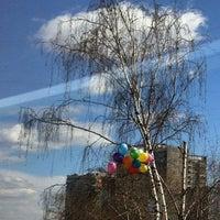 Photo taken at Делишес by Daria C. on 4/22/2015