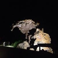 Photo taken at Roccia Dell'elefante by Valentina B. on 8/28/2013