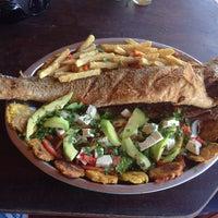 Photo taken at Restaurant Turistico y Familiar El Caney De Palmarejo by Marcos V. on 4/13/2014
