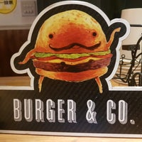 Photo taken at Burger & Co. by Jannes P. on 6/18/2017