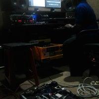 Photo taken at Dj Bali Music Studio by Ari P. on 8/19/2013