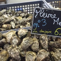 Photo taken at Marché Couvert by Janneke B. on 6/20/2017