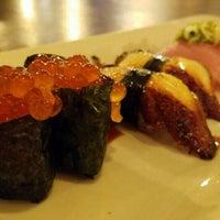Photo taken at Mikko Japanese Cuisine by Annya E. on 6/27/2016