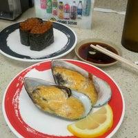 Photo taken at Genki Sushi by Annya E. on 4/5/2013